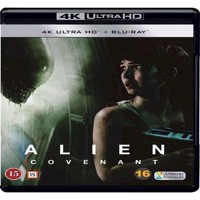 Alien Covenant 4K Blu-ray