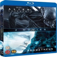 Alien Covenant  Prometheus Blu-ray