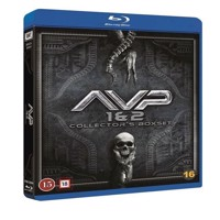 Alien Vs Predator 12 boxset 2 disc Blu-ray