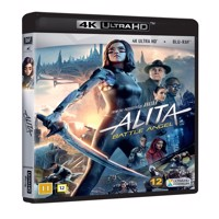 Alita battle angel 4k Blu-Ray