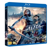 Alita battle angel Blu-Ray