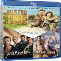 Alle For EnAlle For ToAlle For Tre Blu-ray