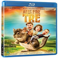 Alle For TreThree Heists and a Hamster Blu-ray