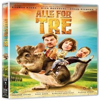 Alle For TreThree Heists and a Hamster  DVD