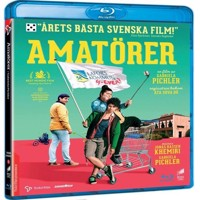 Amatörer, Blu-Ray