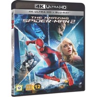 Amazing SpiderMan 2, The 4K Blu-ray
