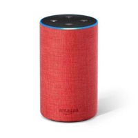 Amazon Echo  2nd Gen Red