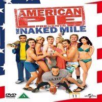 American Pie 5  The Naked Mile  DVD