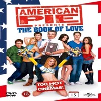 American Pie 7 The Book of Love  DVD