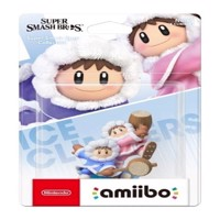 Amiibo Ice Climbers Super Smash Bros Collection