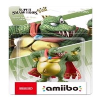 Amiibo King K Rool Super Smash Bros Collection