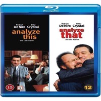 Analyze This  Analyze That Blu-ray