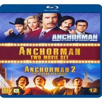 Anchorman 1  2 Blu-ray
