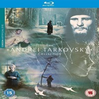 Andrei Tarkovsky Sculpting Time Collection 8 disc Blu-ray