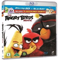 Angry Birds The Movie 3D Blu-ray