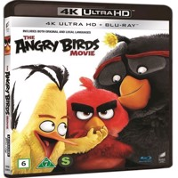 Angry Birds The Movie 4K Blu-ray