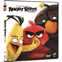 Angry Birds The Movie  DVD