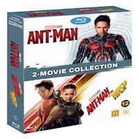 AntMan and the wasp samling, Blu-Ray