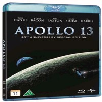 Apollo 13  20th Anniversary Edition Blu-ray