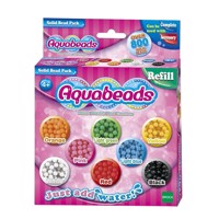 Aquabeads solid beadpack refill