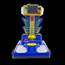 Arcade game hammer king