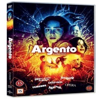 Argento collection blue ray