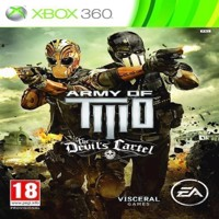 Army of Two The Devils Cartel - Xbox