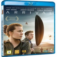 Arrival Blu-ray