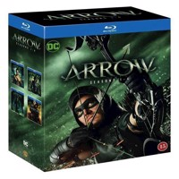 Arrow  Sæson 14 Blu-ray