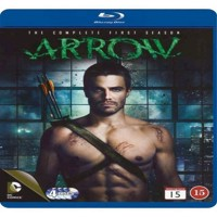Arrow  Sæson 1 Blu-ray