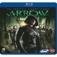 Arrow Sæson 2 Blu-ray