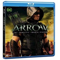 Arrow  Sæson 4 Blu-ray