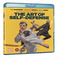 Art Of Self-Defense, The, Blu-ray