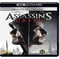 Assassins Creed 4K Blu-ray
