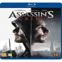 Assassins Creed Blu-ray
