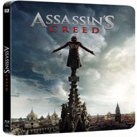 Assassins Creed  Limited Steelbook 3D Blu-ray