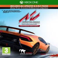 Asset To Corsa Ultimate Edition Xbox One
