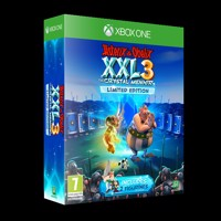 Asterix & Oblix XXL, the crystal menhir, limited edition, PS4