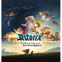 Astrix le secret de la potion magique Blu-Ray