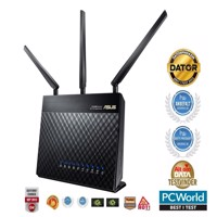Asus  RTAC68U DualBand Wireless 1900Mbps Router