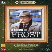 A Touch of Frost  Box 10  DVD