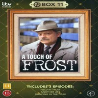 A Touch of Frost  Box 11  DVD