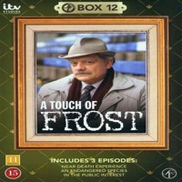 A Touch of Frost  Box 12  DVD