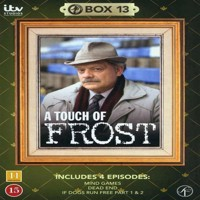 A Touch of Frost  Box 13  DVD