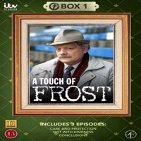 A Touch of Frost  Box 1  DVD