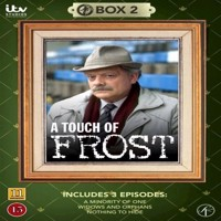 A Touch of Frost  Box 2  DVD