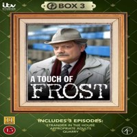 A Touch of Frost  Box 3  DVD