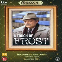 A Touch of Frost  Box 4  DVD