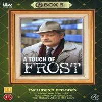 A Touch of Frost  Box 5  DVD