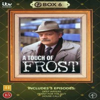 A Touch of Frost  Box 6  DVD